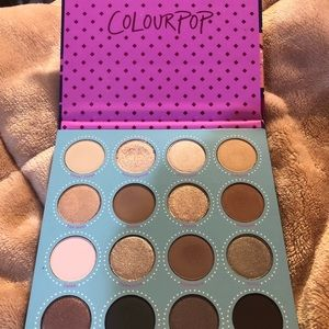Colourpop Fame palette